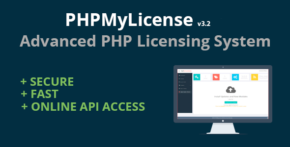 PHPMyLicense - Advanced PHP Licensing System
