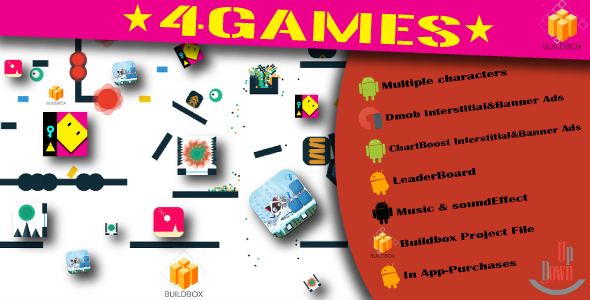 """4BuildBox Games with Admob 