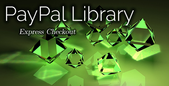 Simple PayPal Checkout Library