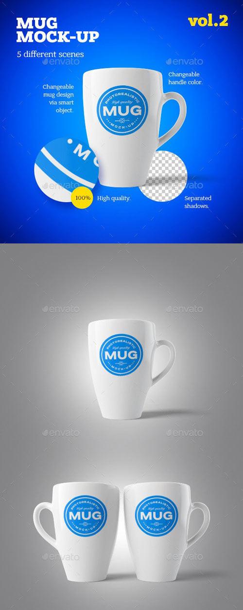 Mug Mock-up Vol.2