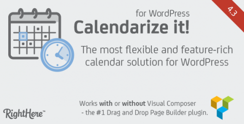 Nulled Calendarize it! for WordPress v4.3.4.74102 photo