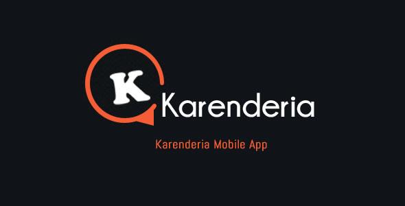 Karenderia Mobile App v1.3.4